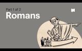 Dự Án Kinh Thánh: Rô-ma – Chương 1-4