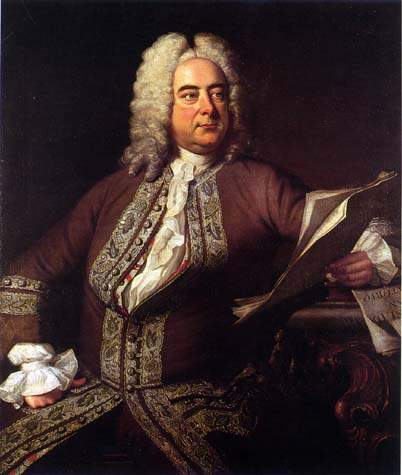 George Friedrich Handel