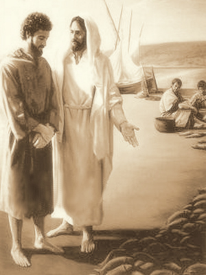 JesusPeterEaster