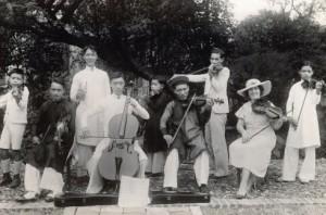 HanoiChurch_Orchestra_1936_s