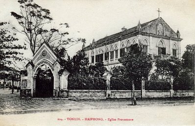 FrenchReformedChurch_HaiPhong