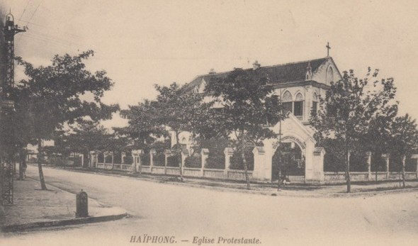 HaiPhong_Eglise_Protestante