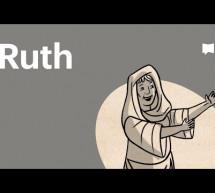 Dự Án Kinh Thánh: Ru-tơ