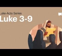 Dự Án Kinh Thánh: Phúc Âm Lu-ca – Chương 3-8