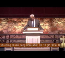 Mục sư Nguyễn Thỉ: Nền Tảng Cuộc Cải Chánh