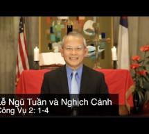 Mục sư Đặng Ngọc Báu: Lễ Ngũ Tuần và Nghịch Cảnh