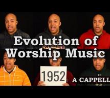 Âm Nhạc Thờ Phượng: Sự Phát Triển Kỹ Thuật Hát A Cappella Theo Thời Gian