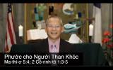 Mục sư Đặng Ngọc Báu: Phước Cho Người Than Khóc
