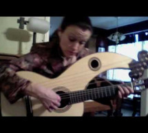 Oh the Deep Deep Love of Jesus – Harp Guitar