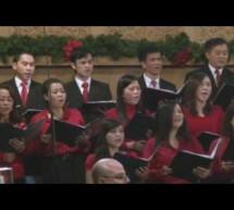 Ca Đoàn Hallelujah: Gloria in Excelcis Deo