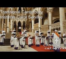 Chương Trình Giáng Sinh – Canterbury Cathedral (2020)