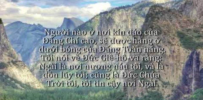Thánh Ca: Nơi Nương Náu Tâm Hồn