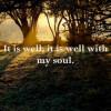 Thánh Ca: Tâm Linh Tôi Yên Ninh Thay – It Is Well With My Soul