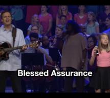 Thánh Ca: Tiếng Hát Của Tôi – Blessed Assurance