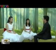 Đài Truyền Hình Việt Nam Phỏng Vấn Trần Diệu Ân và Trần Diệu Linh