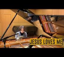 Chúa Yêu Tôi – Piano – Jazz
