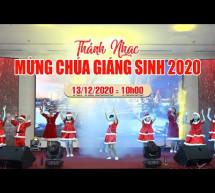 Chương Trình Thánh Nhạc Giáng Sinh (2020) – Sắc Tộc Ê-đê