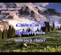 Thánh Ca: Huyết Chiên Con Bôi Sạch Lòng