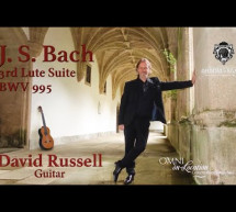 Johann Sebastian Bach: BWV 995 – 3rd Lute Suite – Classical Guitar