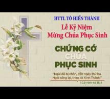Chương Trình Phục Sinh: Hội Thánh Tô Hiến Thành