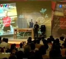 Nick Vujicic Tại Sài Gòn – Ngày 22/5/2013