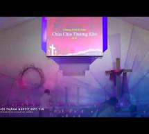 Chương Trình Lễ Thương Khó (2021) – Hội Thánh Báp-tít Dallas, Texas