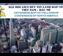 Thông Báo Đại Hội Baptist Việt Nam 2013 tại Bắc Mỹ