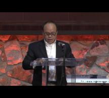 Mục sư Nguyễn Thỉ: Suy Tư Cuối Năm