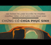 Thánh Lễ Phục Sinh: Hội Thánh Nguyễn Tri Phương