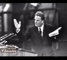 Billy Graham: Khó Chịu Vì Thập Tự – The Offence of The Cross (1958)