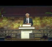 Mục sư Nguyễn Thỉ: Hành Trình Vào Đất Hứa – P01