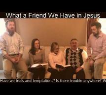 Thanh Nhạc: Chúa Là Bạn Thật – A Capella