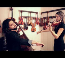 Touch of Heaven: Violin and Cello