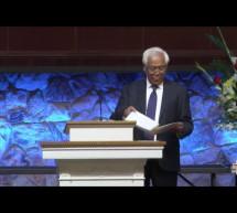 Mục sư Nguyễn Thỉ: Tôi Là Chiên Của Chúa