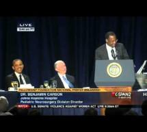 Diễn Văn của Bác sĩ Benjamin Carson tại National Breakfast Prayer