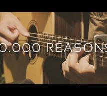 Vạn Lời Chúc Tán – 10.000 Reasons – Guitar