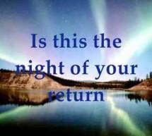 Night of Your Return