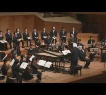 J.S. Bach: Sự Thống Khổ của Chúa theo Phúc Âm Giăng