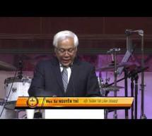 Mục sư Nguyễn Thỉ: Những Người được Chọn
