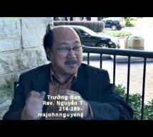 Thông Báo: Đại Hội Liên Hữu Baptist Việt Nam tại Hoa Kỳ 2015