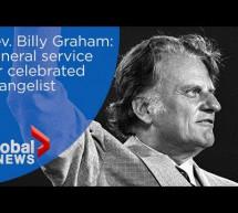 Tang Lễ Mục Sư Billy Graham