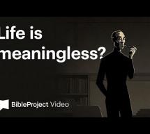 Dự Án Kinh Thánh: Truyền Đạo