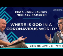 John Lennox: Where is God in a Coronavirus World?