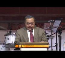 Mục sư Nguyễn Thỉ: Thì Giờ, Lời Nói Và Cầu Nguyện