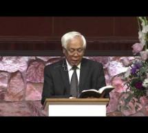 Mục sư Nguyễn Thỉ: Tiên Tri và Bệnh Tật