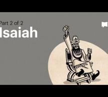 Kinh Thánh: Khái Quát Sách Ê-sai 40-66