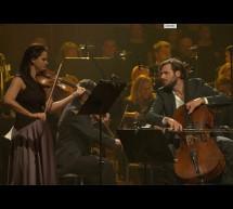 Johann S. Bach: Cầu Xin Chúa Thương Xót Con – Cello & Violin