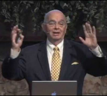 Mục sư Thomas Stebbins: Thế Gian Hay Thập Tự