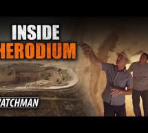 Khảo Cổ: Bên Trong Phần Mộ Của Vua Herode