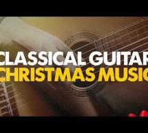 Nhạc Giáng Sinh – Classical Guitar